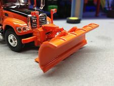 1/64 FIRST GEAR ORANGE SNOW PLOW