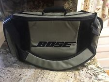 Clean Used Bose Acoustic Wave CD-3000 Portable Power Travel Case Strap Only