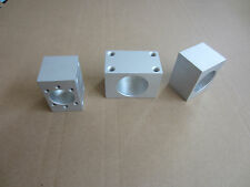 3 Pcs RM1605 Ballscrew Nut housing Bracket Nut Flange Nut Housing