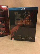 The Godfather Trilogy The Coppola Restoration on Blu-Ray- Brand New!