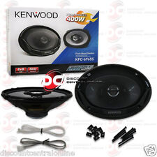 "KENWOOD KFC-6965S 6"" x 9"" 3-WAY CAR AUDIO COAXIAL SPEAKERS (PAIR)"