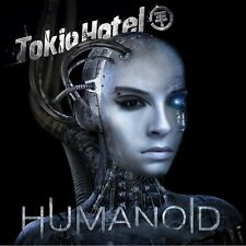 Tokio Hotel - Humanoid CD 2009 English Album NEW