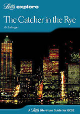 Letts Explore GCSE The Catcher in the Rye,GOOD Book