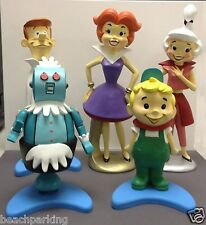 JETSONS MAQUETTE STATUE  5 PIECE SET  LTD TO 500 SETS  SOLD OUT RETAIL $1200