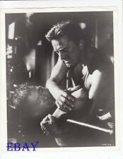 Kirk Douglas fights Enrique Magalona VINTAGE Photo Hook