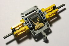 LEGO Technic Rear Differential Set, Yellow (Mindstorms, NXT, EV3)
