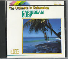 CARIBBEAN SURF - THE ULTIMATE IN RELAXATION - MINT CD