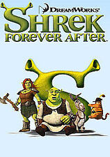 Shrek Forever After (Blu-ray and DVD Combo, 2010, sealed 2-Disc Set)