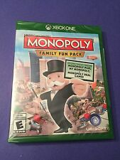 Monopoly Family Fun Pack Xbox One NEW