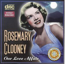 ROSEMARY CLOONEY Our Love Affair CD