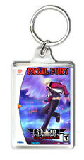 FATAL FURY MARK OF THE WOLVES SEGA DREAMCAST KEYRING LLAVERO