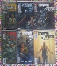 TOPCOW IMAGE COMICS RISING STARS VOICES OF THE DEAD #1 2 3 4 5 6 COMPLETE SERIES