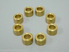 051549 8X Pcs HD Bushing Brass 10mm FG Sportsline CARSON SMARTECH C5 1/5 On Road