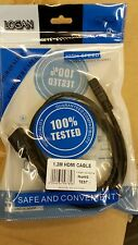 HDMI 1.2M Cable HDMI TO HMDI 100 % Tested Fast Service