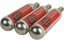 Planet Bike 16 Gram Threaded CO2 Cartridge - 3 PACK Tire Inflator