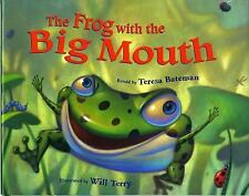 The Frog with the Big Mouth-ExLibrary