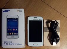 Samsung Galaxy Star Pro GT-S7262 - 4GB - White (Unlocked) Smartphone