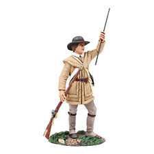 William Britains Colonial Militia Standing Loading Figure  Item Number 16036 NEW