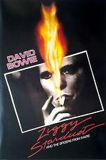 David Bowie: Ziggy Stardust (1973) | US Import Filmplakat, Poster