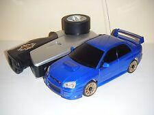 Xmods RC Car Gen 1 Blue SUBARU IMPREZA WRX