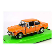 Welly 24053 BMW 2002 Ti orange Maßstab 1:24 Modellauto NEU! °
