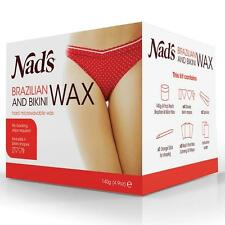 Nads Brazilian & Bikini Wax Kit 140g