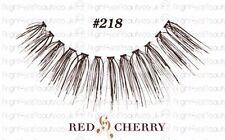 style #218 Red Cherry 100% Human Hair Ultimate False lashes / Fake Eyelashes