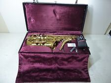 SELMER PARIS 1974 MARK VI VINTAGE ALTO SAXOPHONE PERFECT CONDITION NEW PADS !