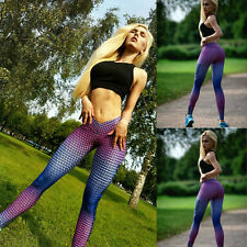 Women Gym Skin Sports Tights Compression Base Under Layer Pants Athletic Apparel