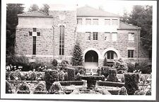 VINTAGE RPPC 1949 PORTLAND OREGON MONASTERY SANCTUARY O.S.M. OLD PHOTO POSTCARD