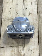 Volkswagen Beetle Wall Mounted Pewter Beer Bottle Cap Opener Classic Bug Herbie