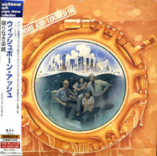 WISHBONE ASH Locked In (1975) Japan Mini LP CD UICY-9085