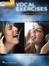 Vocal Exercises: for Building Strength, Endurance and Facility (Hal Leonard Pr..