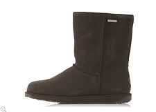 Emu Paterson Lo Waterproof Sheepskin Boots Chocolate Size 6/39 BNWT