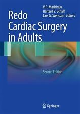 Redo Cardiac Surgery in Adults, 2012 (2011, Hardcover)