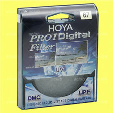 Genuine Hoya 67mm Pro1 D Pro 1 Digital UV Filter Pro1D Pro 1D DMC Multi Coated
