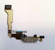New White Charging Port Flex Cable For Apple iPhone 4 CDMA Verizon Sprint