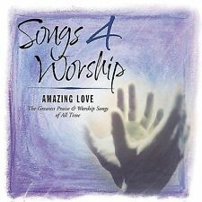 Songs 4 Worship: Amazing Love, Various Artists, Good