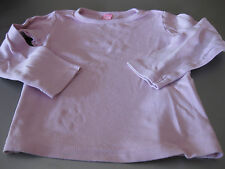 T-Shirt Pullover Gr. 116 Rosa, Baumwolle, Langarm, dopodopo