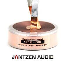 Jantzen-Audio CrossCoil Bandspule AWG16 -  1,20mH - +/-2% - 0,40Oh