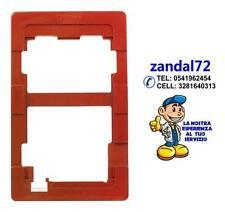DIMA POSIZIONAMENTO VETRO SAMSUNG NOTE N7000 i9220 RIPARAZIONE VETRO LCD TOUCH