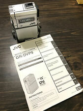 JVC Digital Video Camera GR-DVP9 SILVER