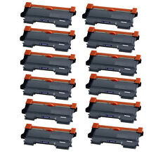 12PK Brother TN-450 TONER HL-2240 HL2270DW MFC-7360N MFC-7460DN DCP7060D