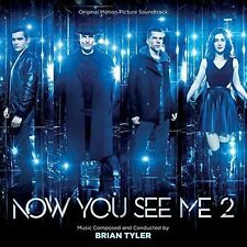 Now You See Me 2 - Original Motion Picture Soundtrack, Brian Tyler Soundtrack