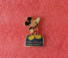 Pins Walt Disney Home Vidéo Film Personnage MICKEY MOUSE