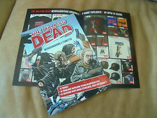 The Walking Dead Brochure merchandising e fumetto