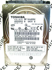 Toshiba 160GB MK1646GSX SATA (HDD2D92 B UK01 S) Laptop HardDrive WIPED & TESTED!