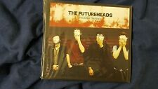 THE FUTUREHEADS - THIS IS NOT THE WORLD. CD DIGIPACK EDITION