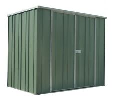 YardSaver Spacemaker F64 2.105m x 1.41m Flat Roof Double Door Colour Shed