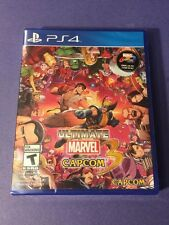 Ultimate Marvel vs Capcom 3 for PS4 NEW